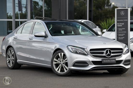 2015 Mercedes-Benz <br>C 200