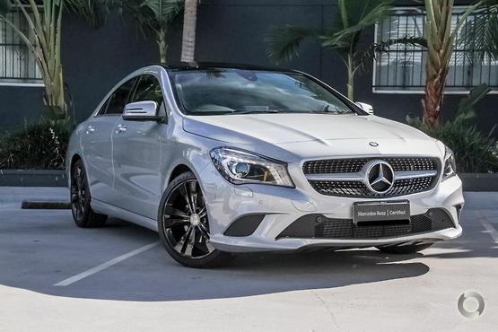 2015 Mercedes-Benz <br>CLA 200