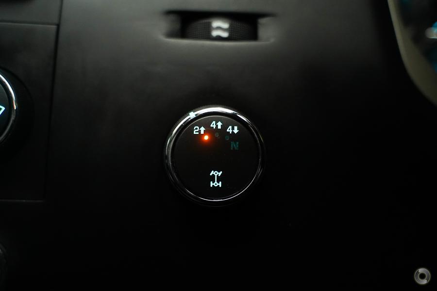 2011 Chevrolet Silverado 2500HD (No Series)
