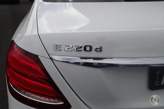 2018 Mercedes-Benz E 220 D