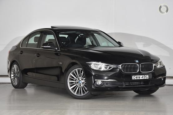 2017 BMW 320 d Luxury Line