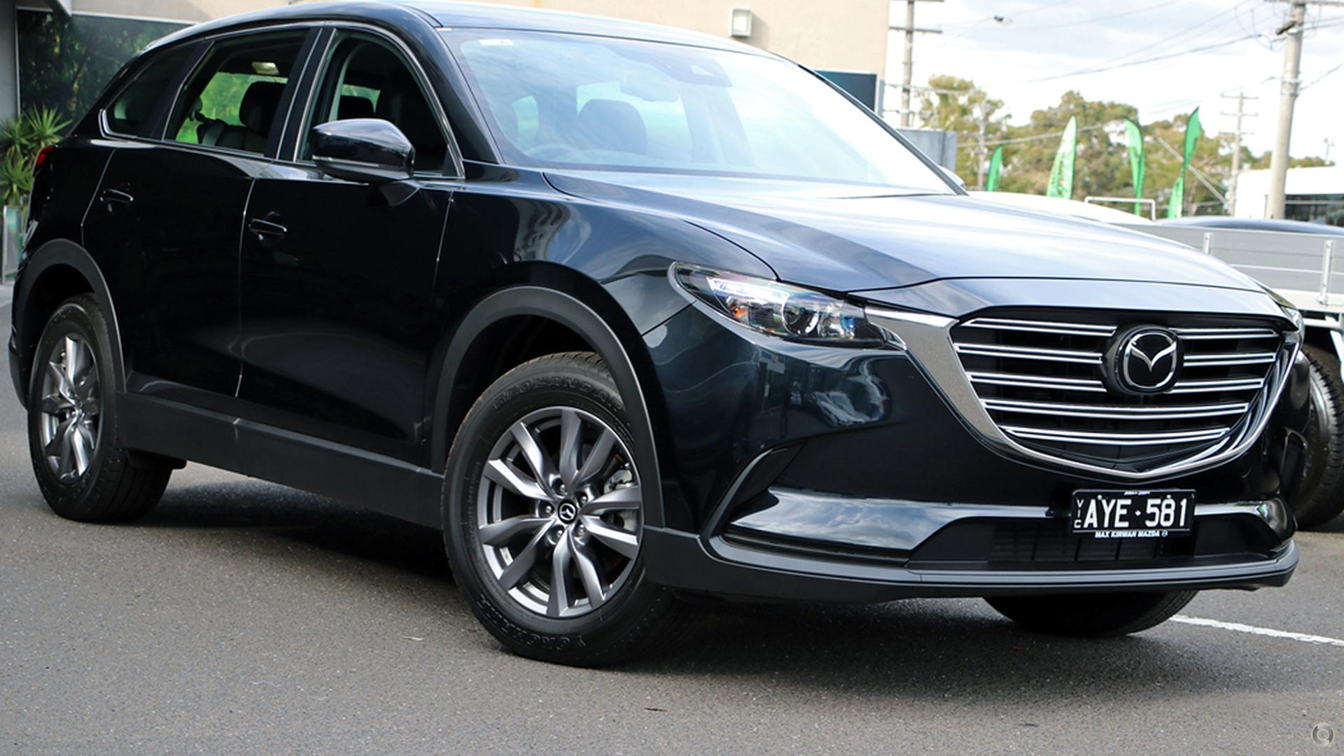 2018 Mazda Cx-9 TC