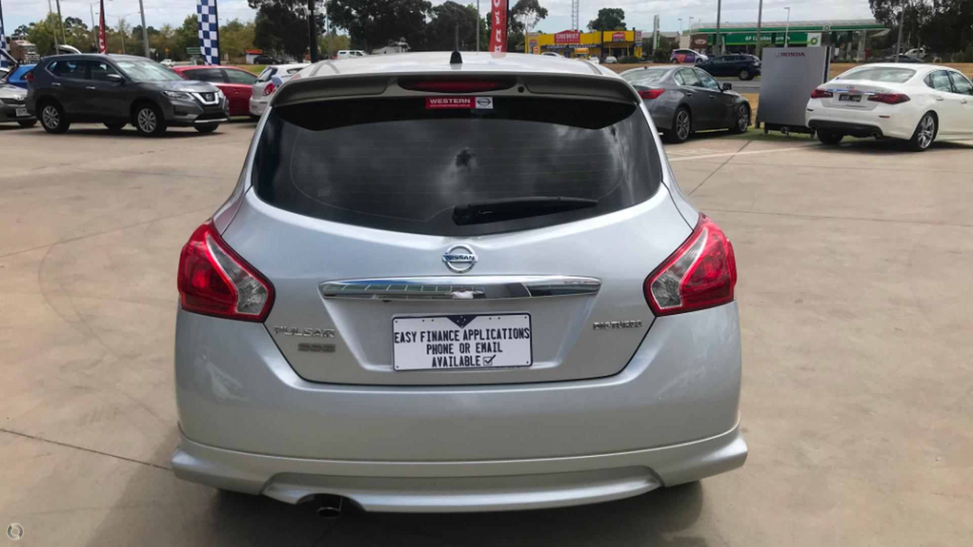 2013 Nissan Pulsar SSS C12