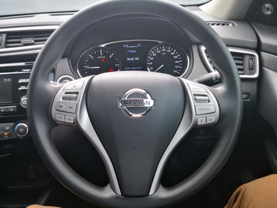2014 Nissan X-Trail TS