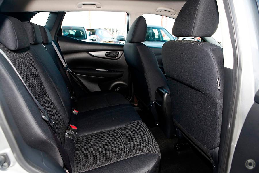 2015 Nissan QASHQAI ST
