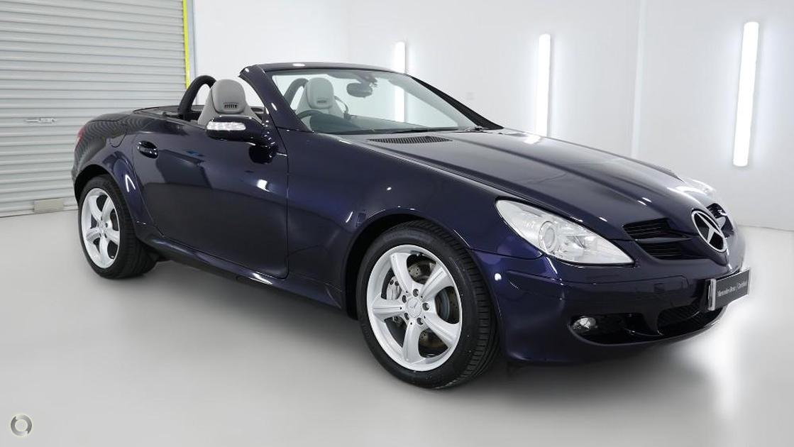 2005 Mercedes-Benz SLK 350 Roadster