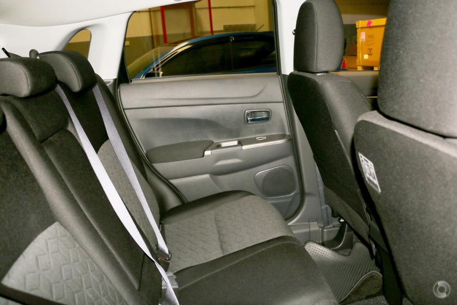 2020 Mitsubishi Asx LS XD