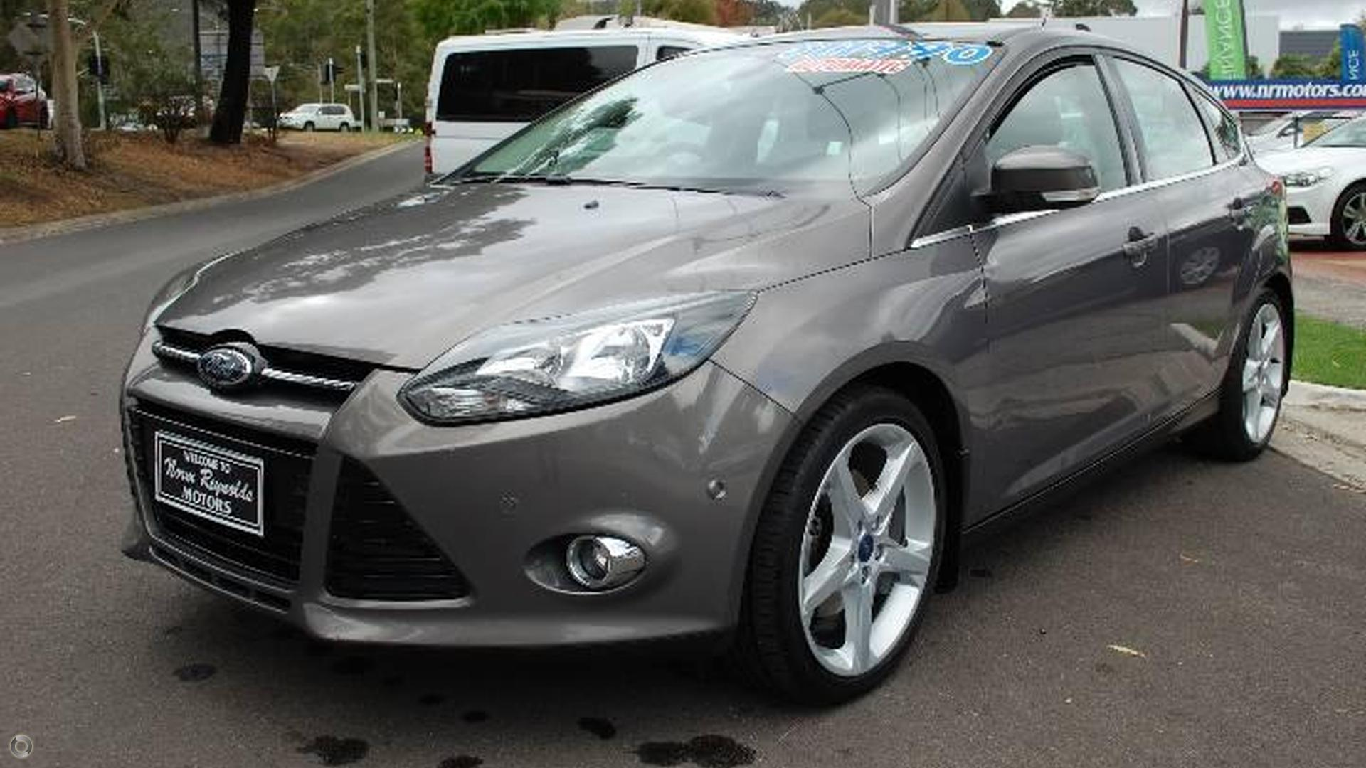 2011 Ford Focus Lw