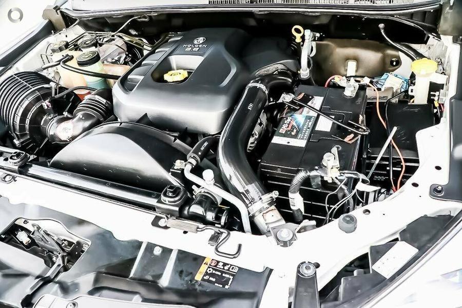 2012 Holden Colorado LX RG