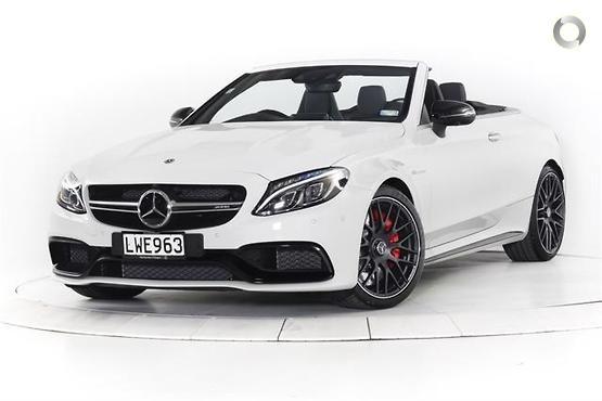 2018 Mercedes-AMG C 63