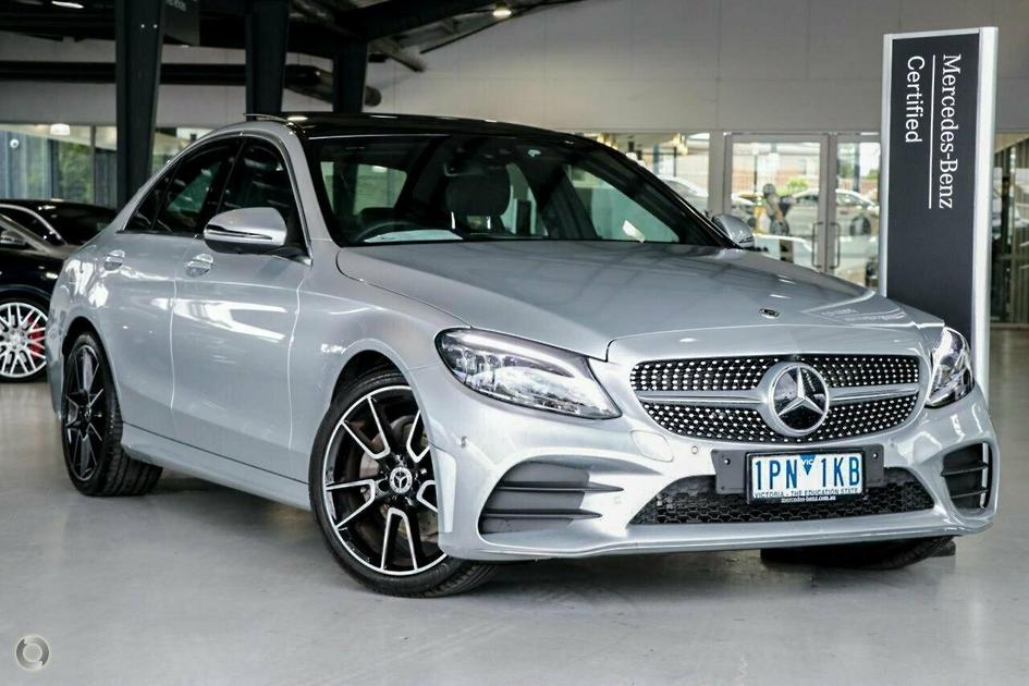 2019 Mercedes-Benz C 200 Sedan