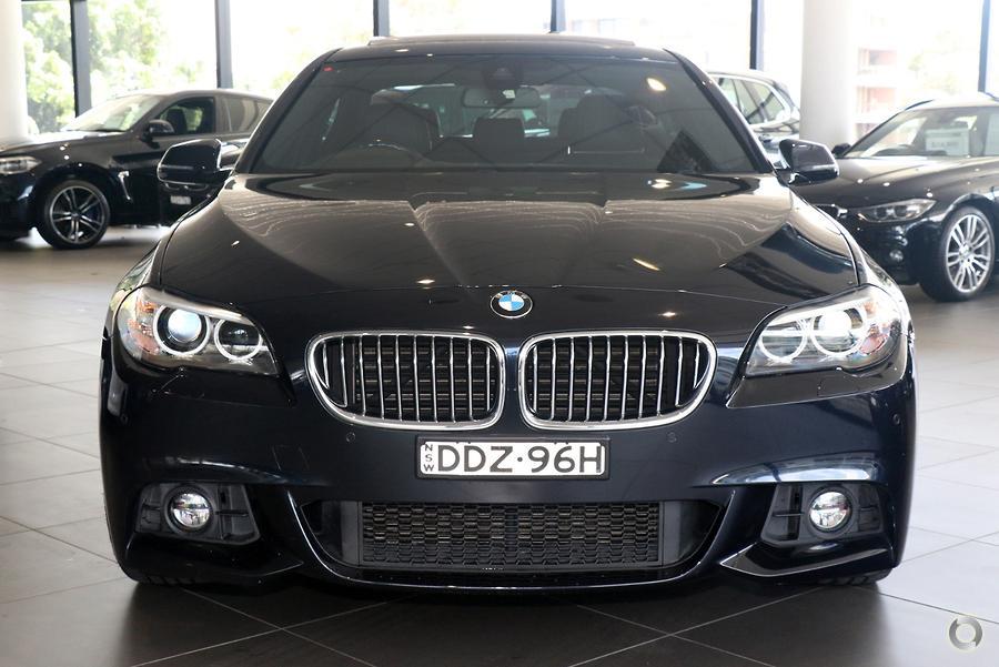 2015 BMW 520d M Sport