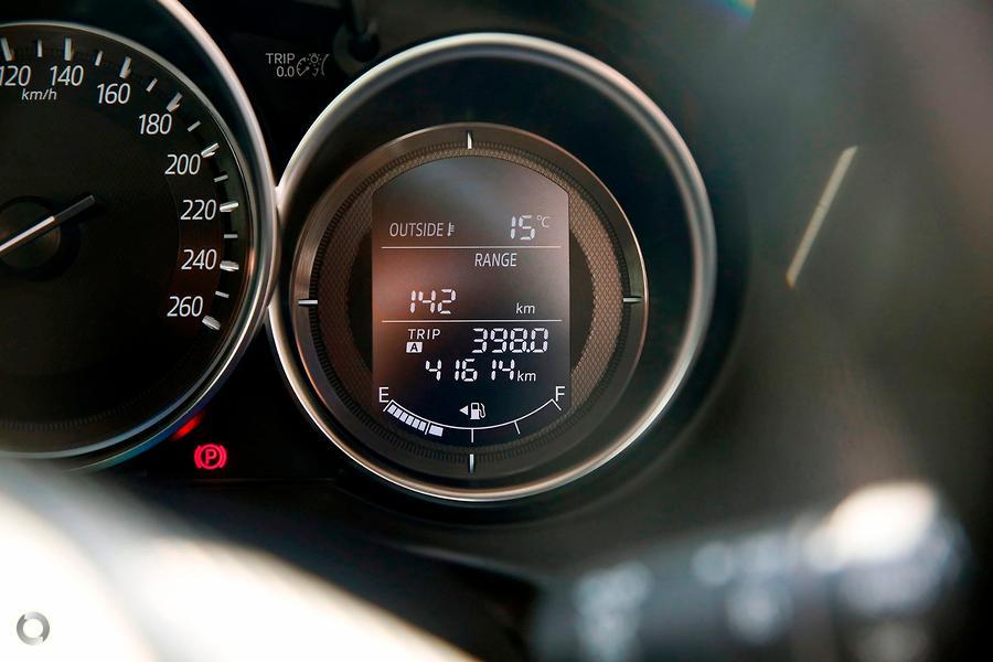 2016 Mazda CX-5 Maxx KE Series 2