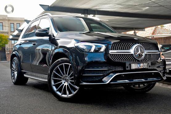2019 Mercedes-Benz <br>GLE-CLASS