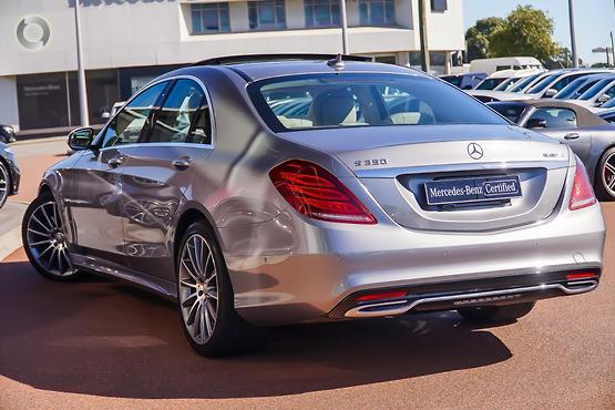 2014 Mercedes-Benz S 350 BLUETEC