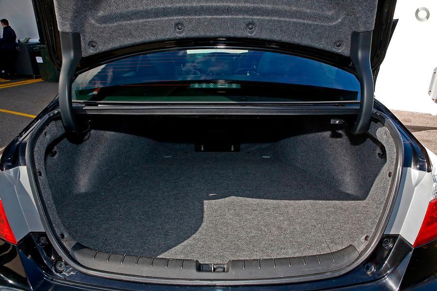 2015 Honda Accord V6L 9th Gen