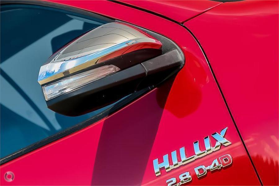 2015 Toyota Hilux SR5 Hi-Rider GUN136R