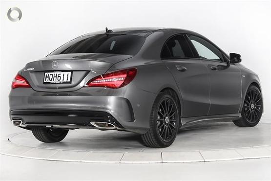 2019 Mercedes-Benz CLA 180