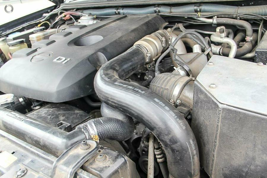2009 Nissan Navara RX D40