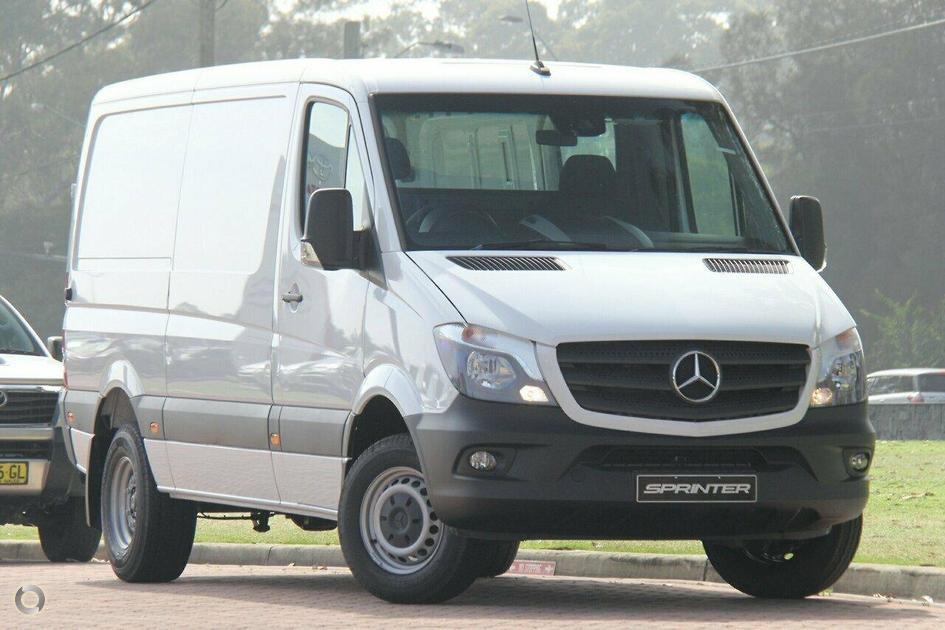 234a6845b2 2018 Mercedes-Benz SPRINTER Van - Mercedes-Benz