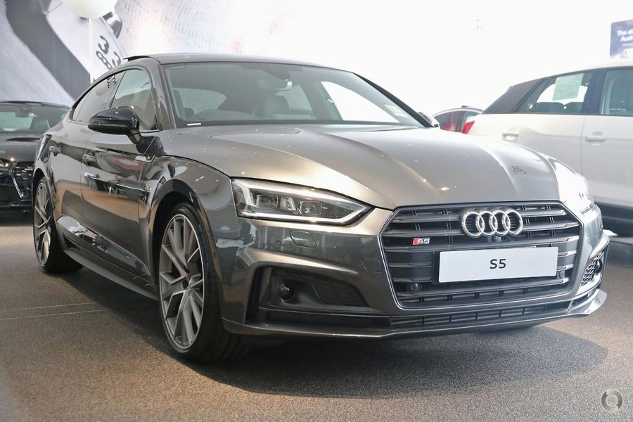 2019 Audi S5  F5