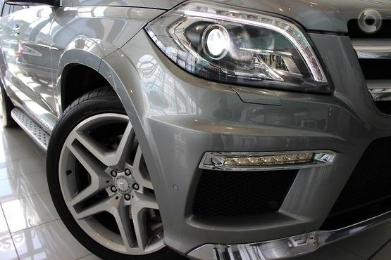 2015 Mercedes-Benz GL 350 CDI