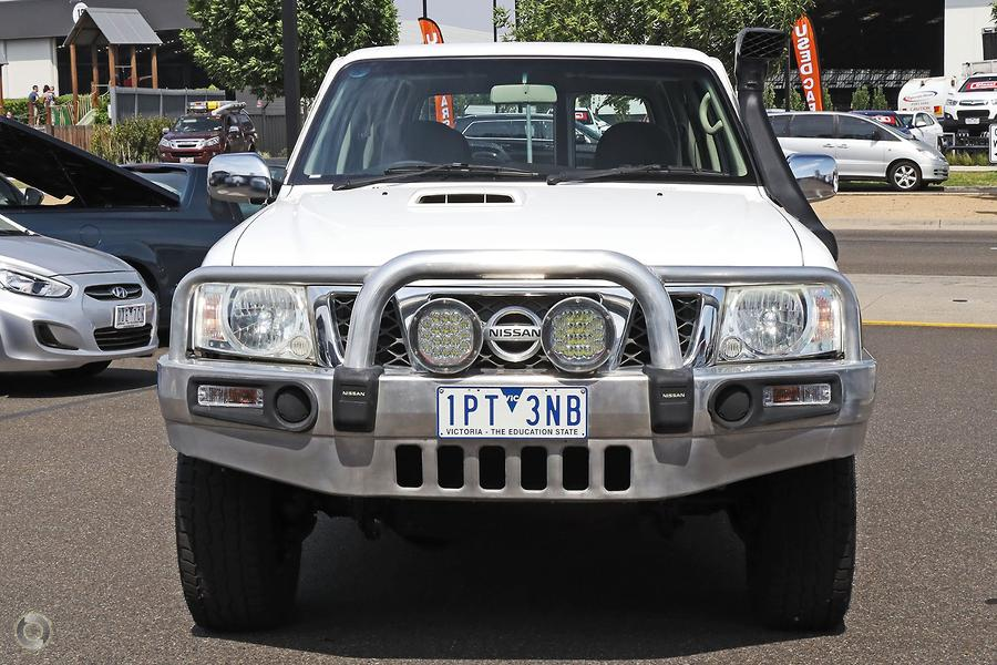 2011 Nissan Patrol DX GU 7