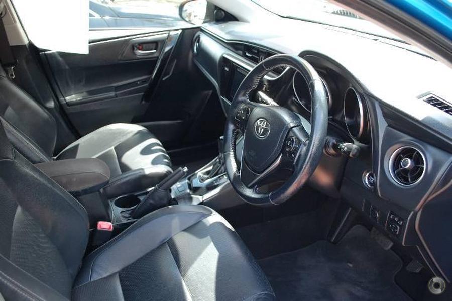 2016 Toyota Corolla ZR ZRE182R