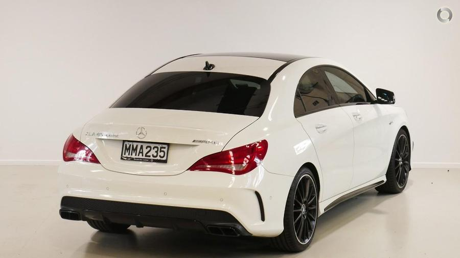 2015 Mercedes-Benz CLA 45 Coupe
