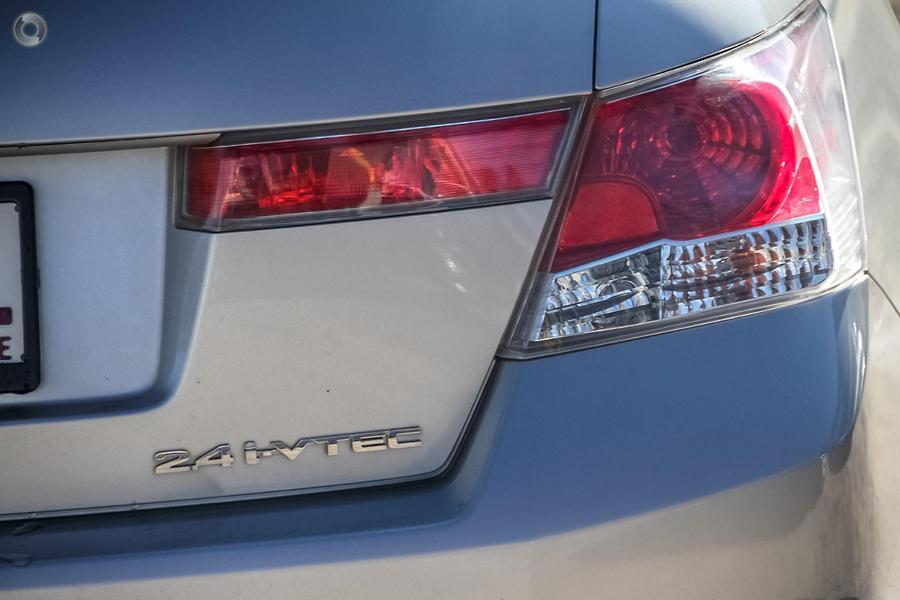 2008 Honda Accord VTi 8th Gen