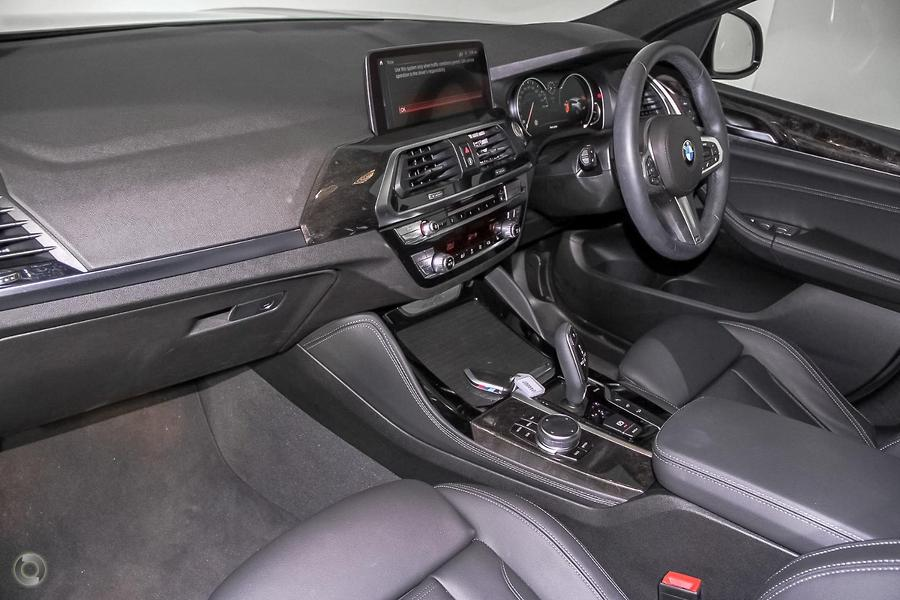 2019 BMW X4 xDrive30i M Sport X