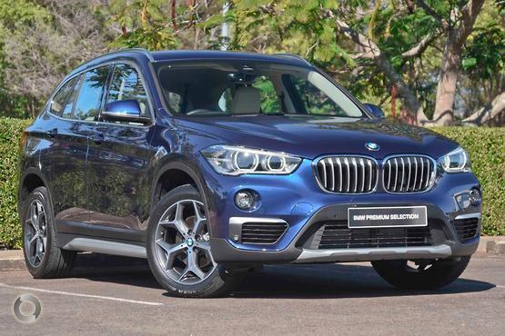 2018 BMW X 1 sDrive18d
