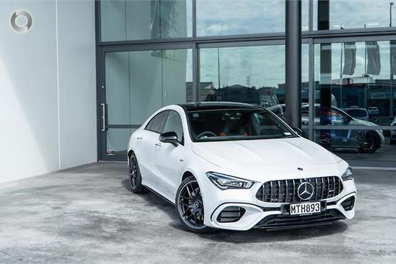 2020 Mercedes-AMG CLA 45