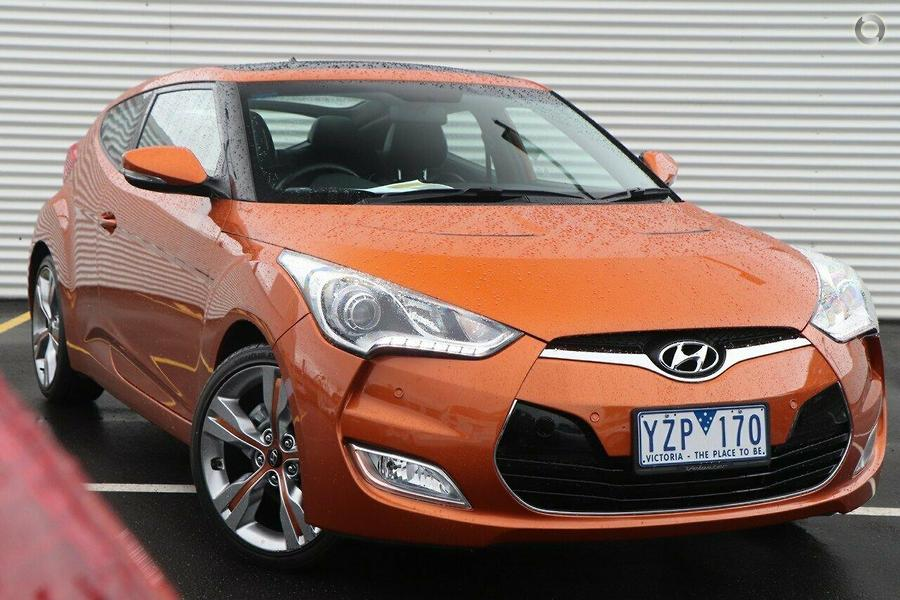2012 Hyundai Veloster + FS