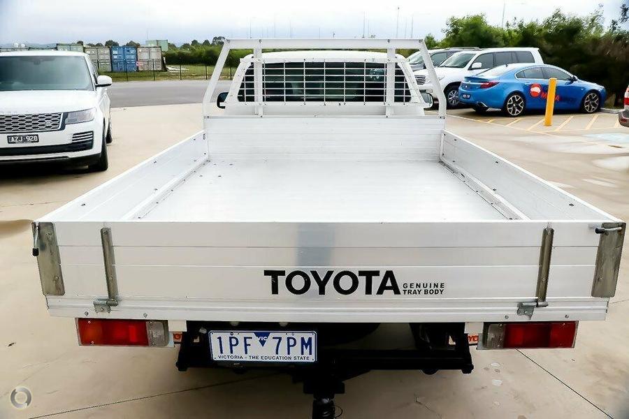 2009 Toyota Hilux SR KUN16R