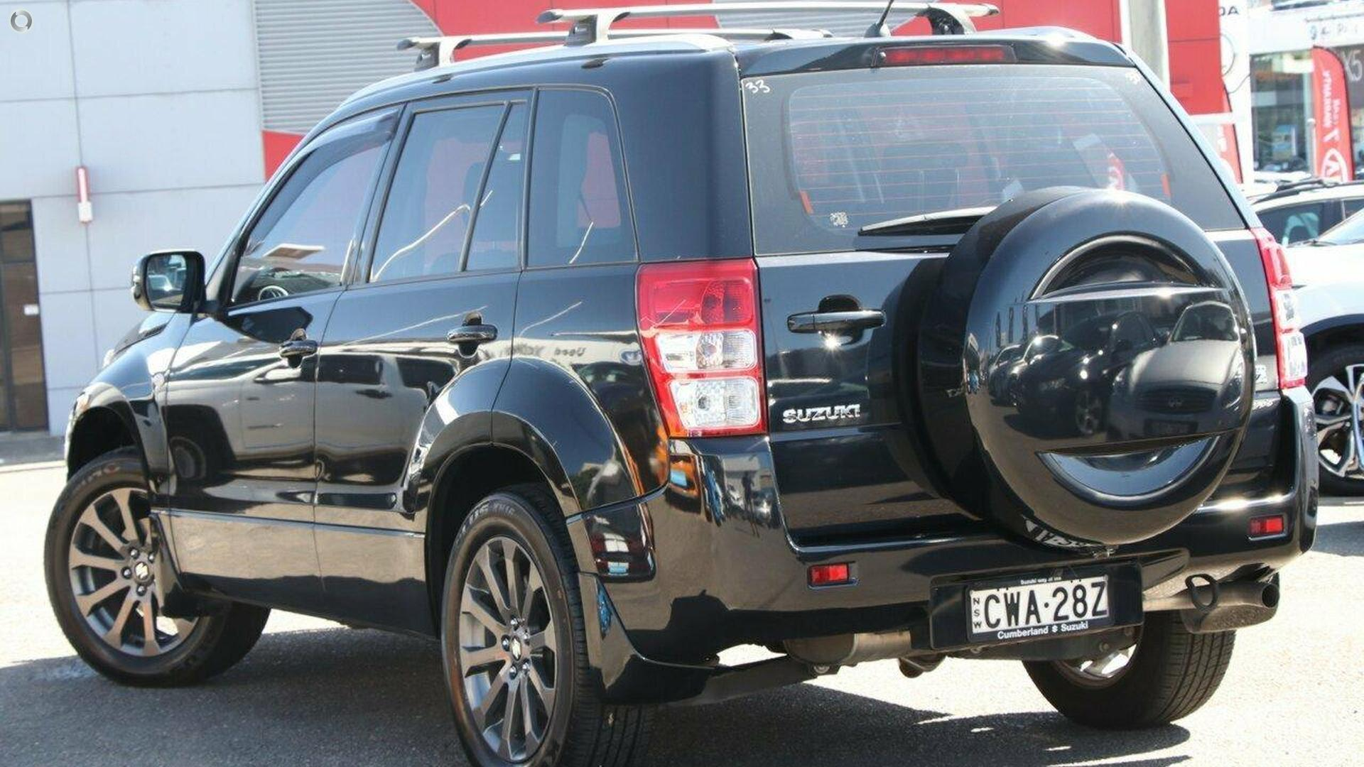 2014 Suzuki Grand Vitara Sport JB