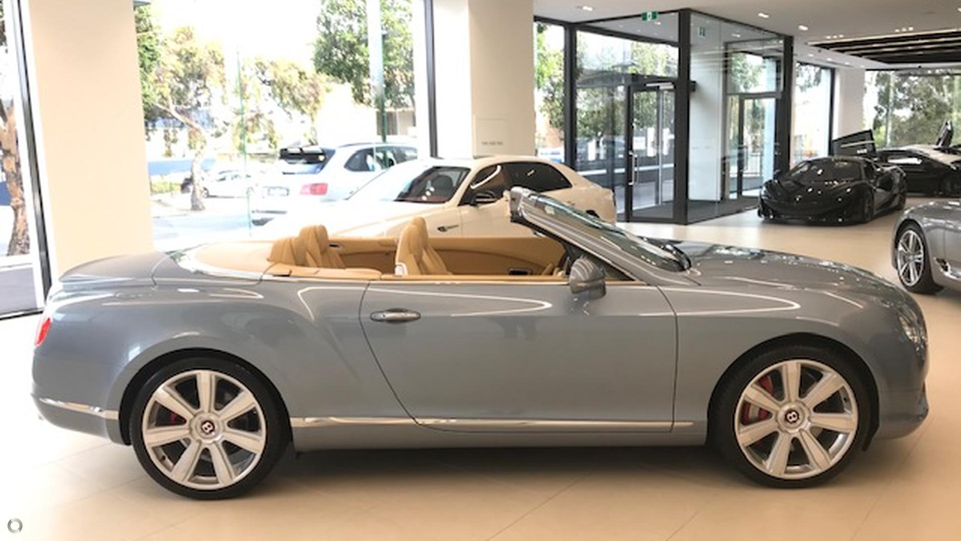 2013 Bentley Continental 3W