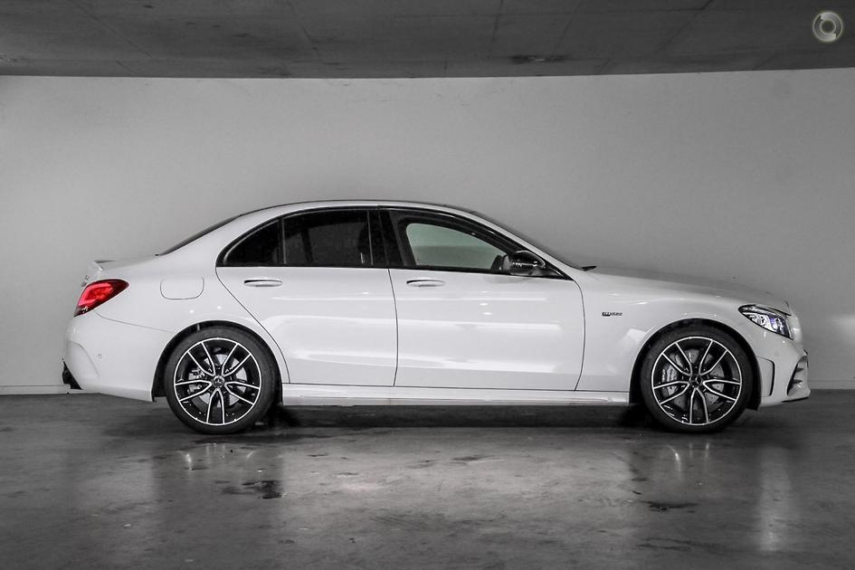 2018 Mercedes-Benz C 43 AMG Sedan