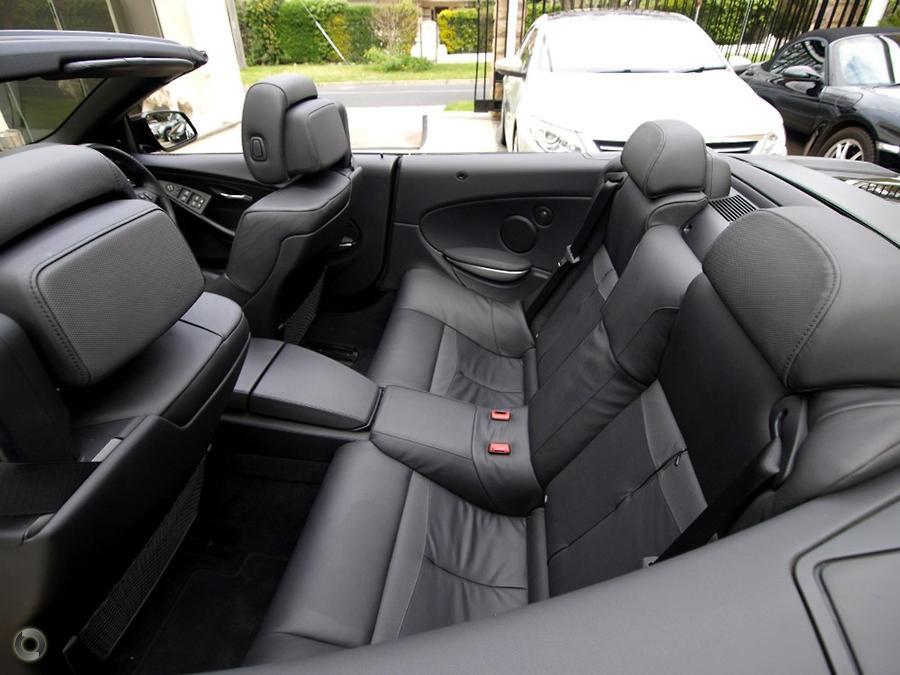2010 BMW 650i Sport E64