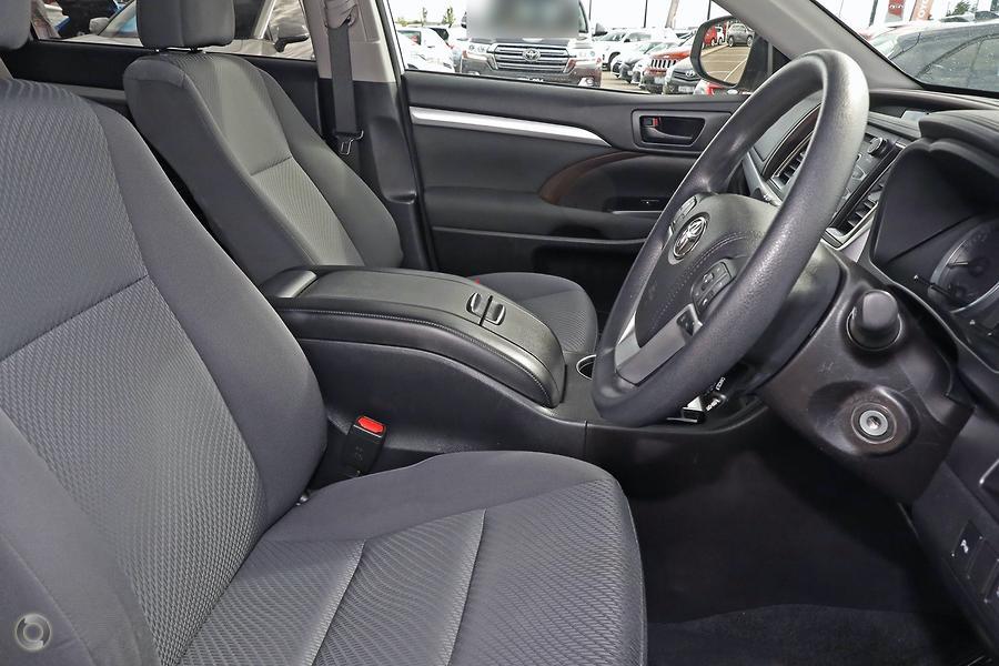 2018 Toyota Kluger GX GSU55R