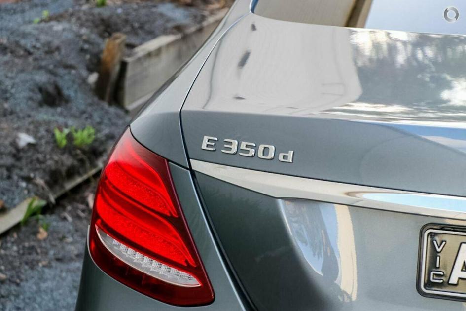 2017 Mercedes-Benz E 350 D Sedan