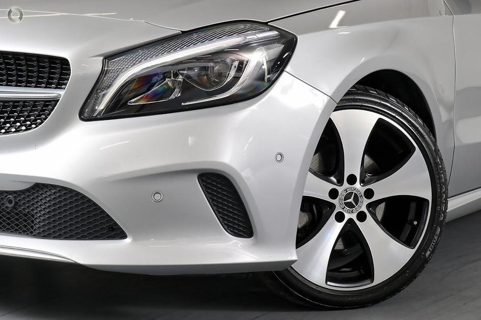 2018 Mercedes-Benz A-CLASS Hatch