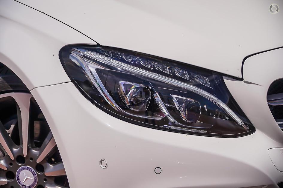 2016 Mercedes-Benz C 250 Sedan