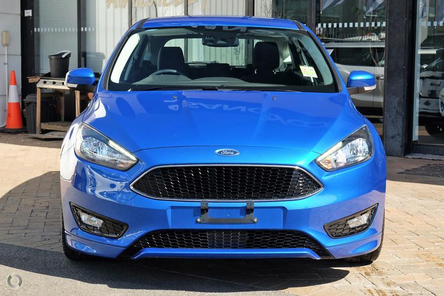 2018 Ford Focus Sport LZ