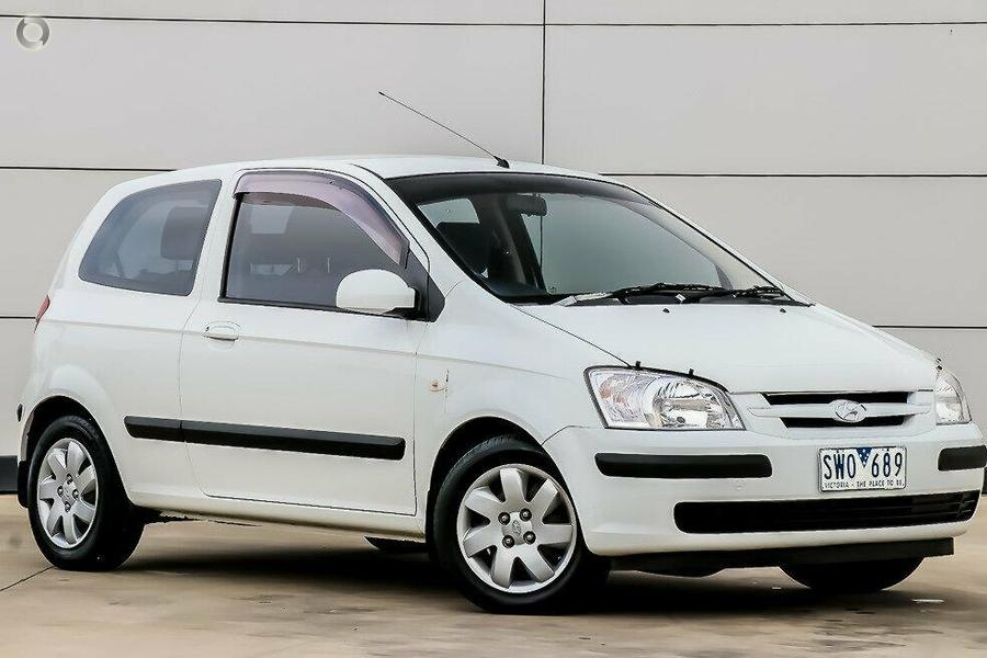 2004 Hyundai Getz GL TB