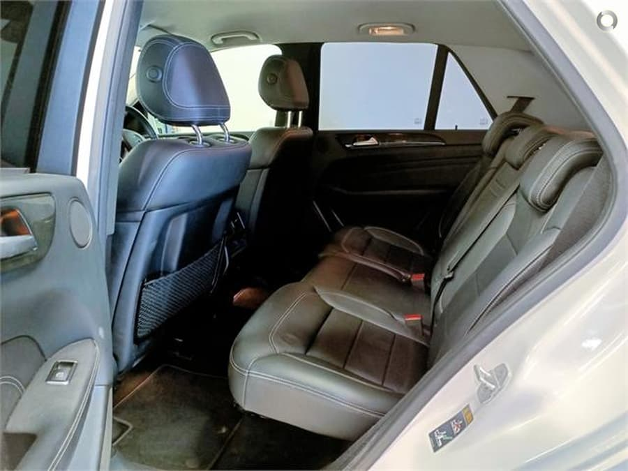 2015 Mercedes-Benz ML 350 CDI SUV