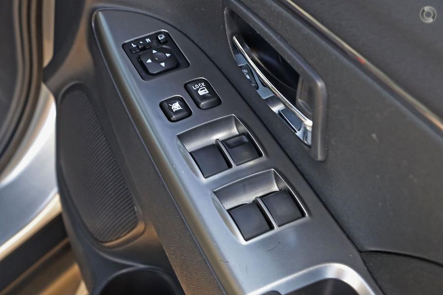 2017 Mitsubishi ASX LS XC