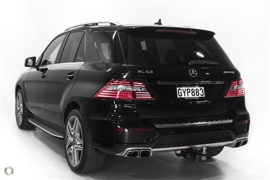 2013 Mercedes-Benz ML 63 Wagon