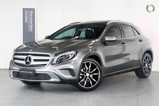 2016 Mercedes-Benz <br>GLA 200