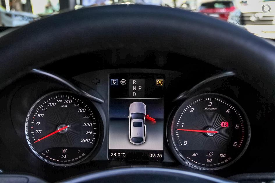 2017 Mercedes-Benz GLC 250 D Coupe